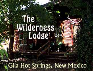 The Wilderness Lodge and Hot Sprints